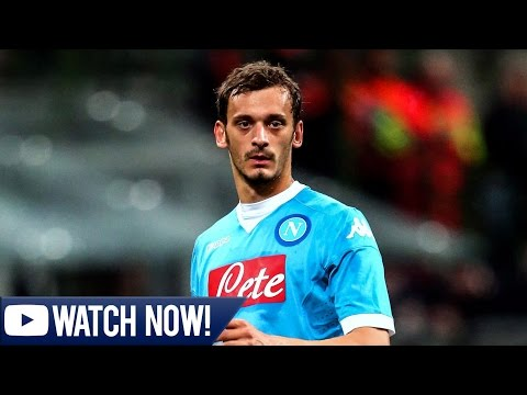 Manolo Gabbiadini ► Skills & Goals 2016/2017 || [HD]