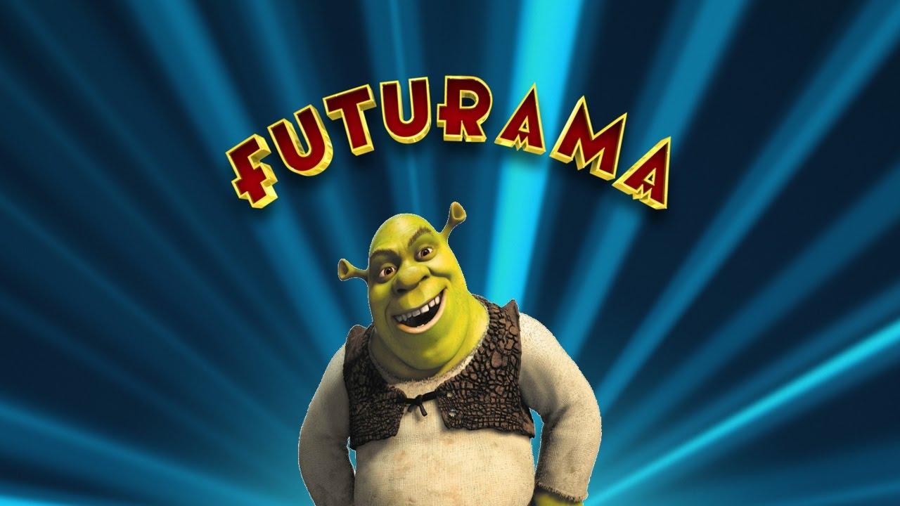 Shrek References In Futurama