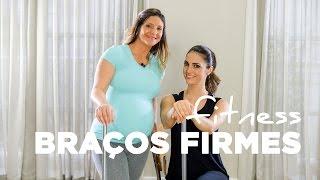 Fitness: Como acabar com a flacidez dos braços