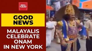 Malayalis In New York Celebrate Onam Festival : Good News Today