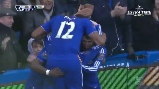 Video Gol Pertandingan Chelsea vs Stoke City