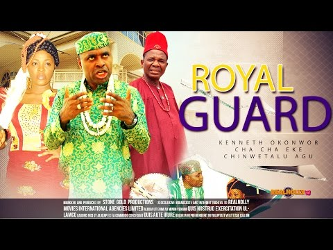 Download The Royal Guard 1 - 2014 Latest Nigerian Nollywood Movies