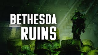 Bethesda Ruins, Underworks, the Raider Shack, & Stabhappy - Fallout 3 Lore