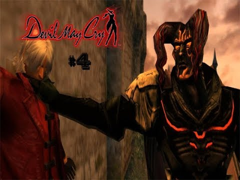 TWO BOSSES IN ONE LEVEL?! WOO! - Devil May Cry #4
