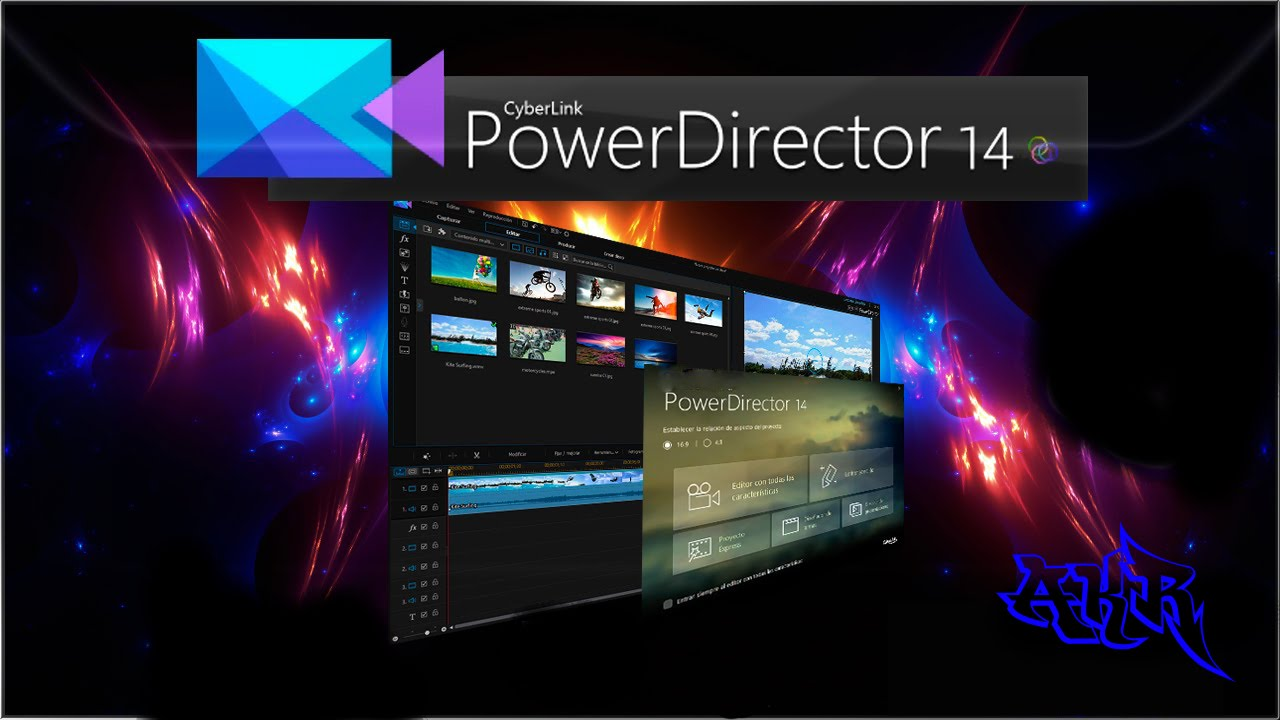 download powerdirector 14 free full version
