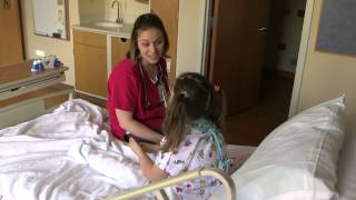 Pediatric Nurse - Jennifer Eigsti