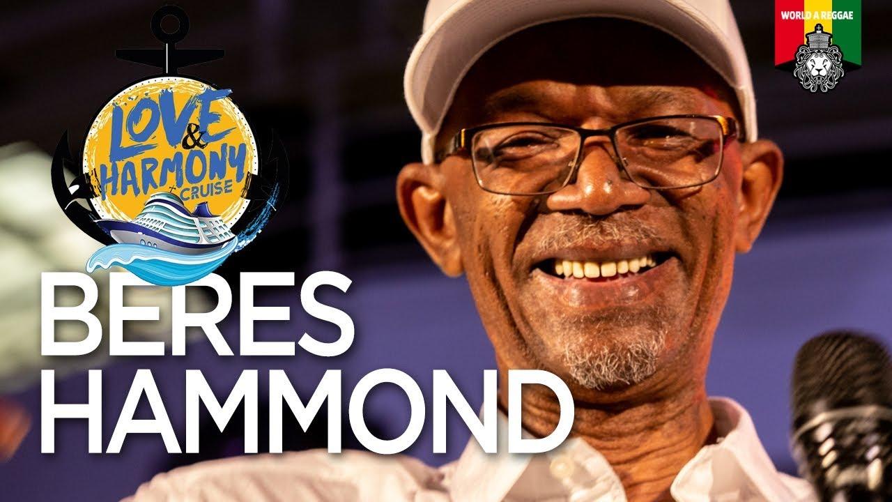 Love And Harmony Cruise 2020.Beres Hammond Live At The Love Harmony Cruise 2019