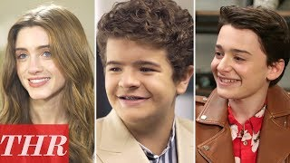 'Stranger Things' Yearbook: Biggest Flirt, Most Likely to Succeed & More! | THR