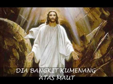 LAGU ROHANI KRISTEN BARU (PASKAH)  : SALIB DAN KEBANGKITAN (