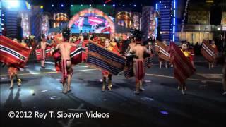 Aliwan Fiesta 2012: The Panagbenga Festival of Baguio City