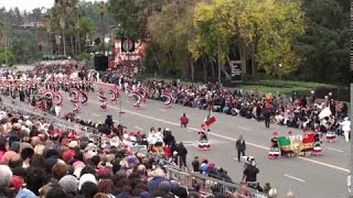 buhos marching band 2017 pasadena rose parade