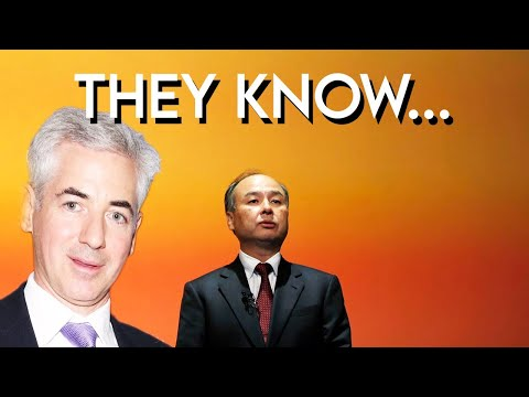 🔴 Bill Ackman & Masayoshi Son Prepare for Worst Case...