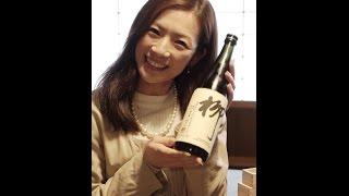 SAKE美人がゆく1-京都の蔵元でほろ酔い。月の桂「柳」