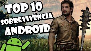Os 10 Melhores Jogos de SOBREVIVÊNCIA Para Android - #70 2015 thumbnail