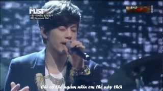 [Vietsub] Somebody Else (Korea version) - SE7EN @ MUST live