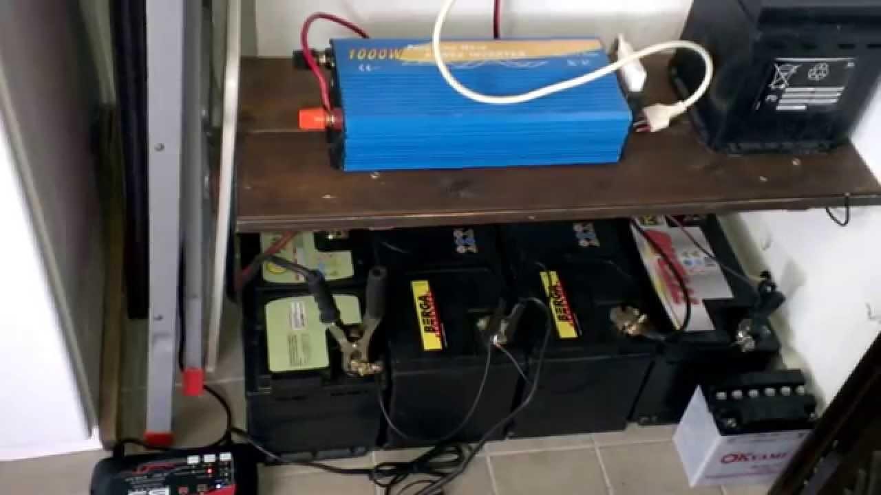 Impianto fotovoltaico casa fai da te youtube for Essiccatore solare fai da te
