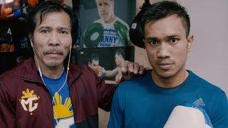Thursday Night Fights: Mercito Gesta Interview