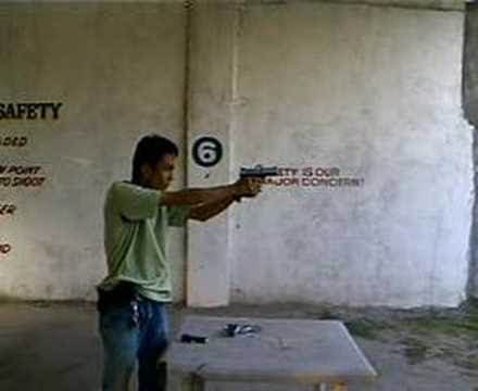FIRING! TAURUS PT 24-7 PRO 9mm+P+ammo