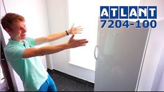 Морозильник АТЛАНТ 7204-100, что скрывается внутри? #Морозильник #ATLANT