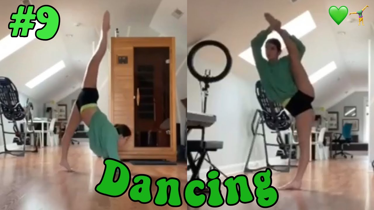 JUST SOME DANCING 9 💚🤸♀️