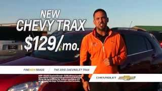 Chevy Trax $129/mo Lease Special - 10 sec