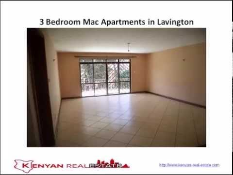 Lovely 3 Bedroom Mac Apartments In Lavington, Nairobi, Kenya   YouTube