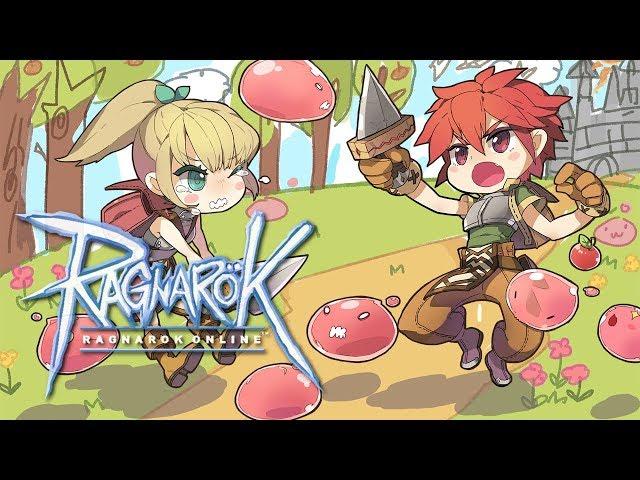 Ragnarok Online Prime (видео)