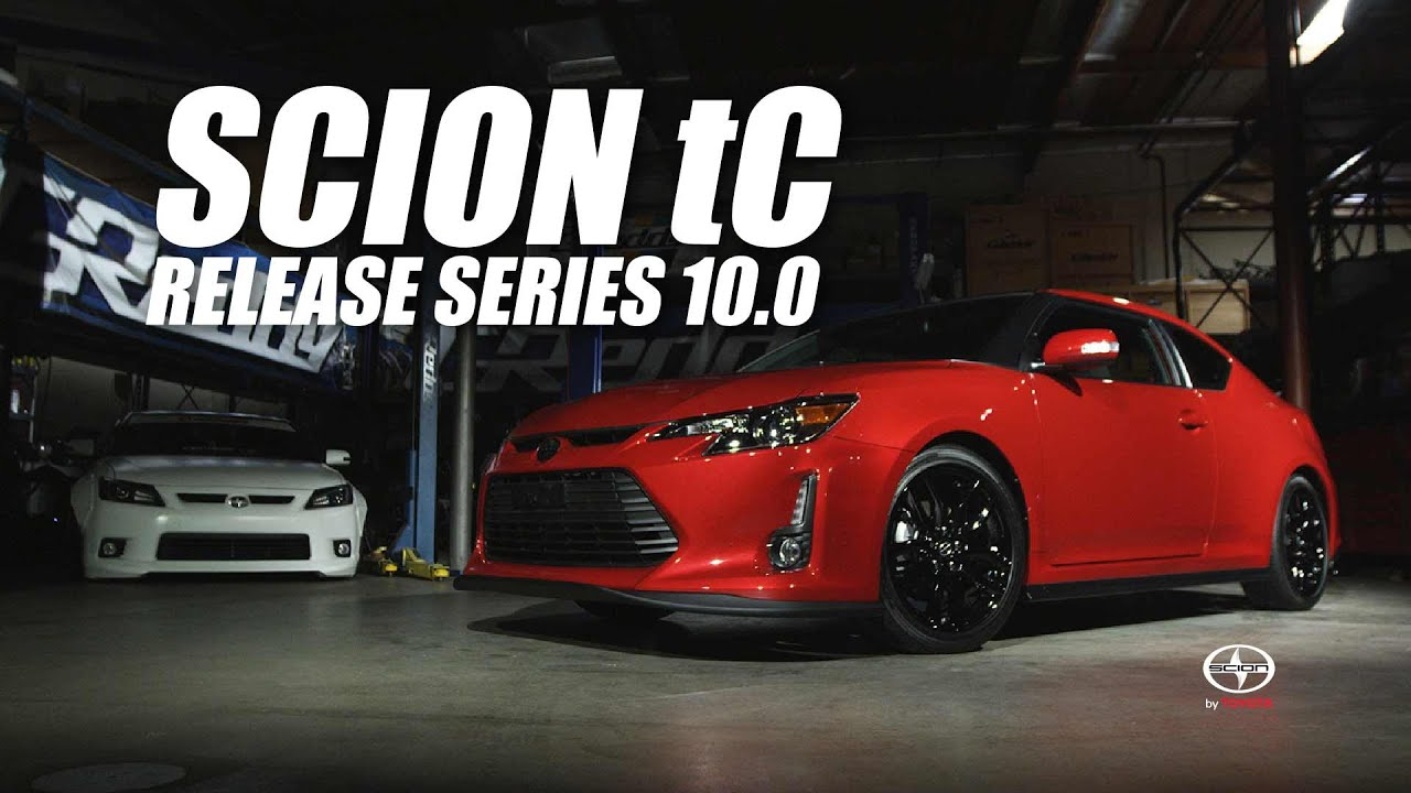 Scion Tc Release Series 10 0 Walkaround