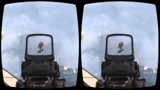 Call of Duty Black Ops 3 in Oculus Rift VR 3D multiplayer gameplay 2016(, 2016-02-07T15:06:37.000Z)