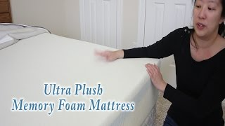 Perfect Cloud UltraPlush Gel-Max 10 Inch Memory Foam Mattress  - Review and Unboxing(Buy it at http://amzn.to/1Rr32oD We love the Perfect Cloud mattress. The reason why we got it was because of the high Amazon ratings and great price. The 10 ..., 2016-03-04T08:01:30.000Z)