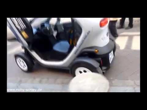 Renault Twizy Elektro-Auto electric car