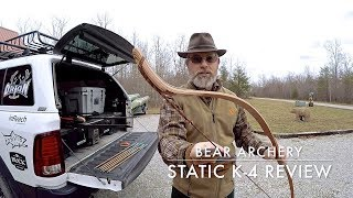 Bear Archery Static K-4 Review