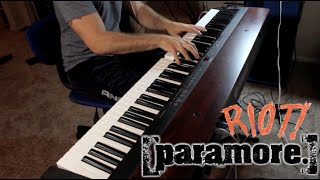 Paramore - Misery Business (Piano Cover) HD