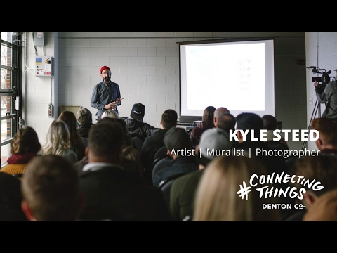 Inspiration is Overrated - Kyle Steed on Practicing Your Craft