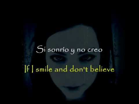 Evanescence - Hello [Español - Ingles]