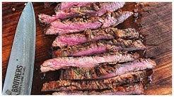 Flank Steak marinieren - die leckerste Steak Marinade!