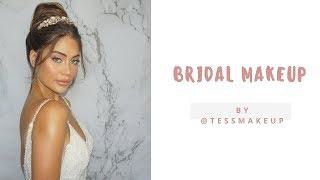 Maquillage de Mariée - Bridal Makeup By TESSMAKEUP