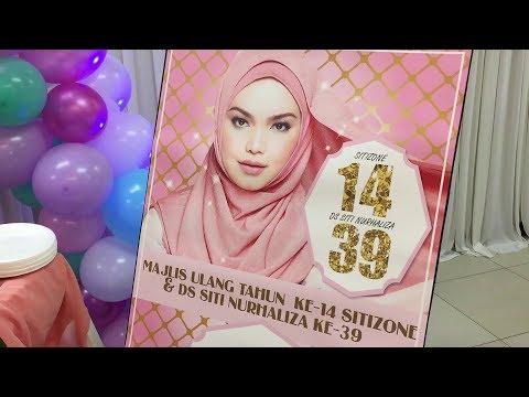 Dato' Sri Siti Nurhaliza - Comel Pipi Merah (Gathering Sitizone 14)