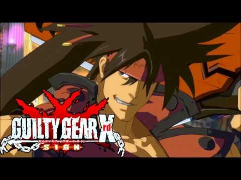Guilty Gear Xrd -SIGN- OST Give me a break