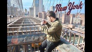 تعرف ع اقدم جسور نيويورك بروكلن الاشهر والاطول!!