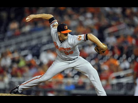 Orioles' Darren O'Day: On Never Being A Starter