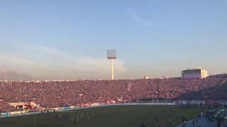 Ultimo minuto Universidad de Chile vs San Luis, Campeón 2017
