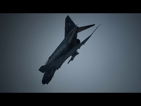 Download Ace Combat 7 Skies Unknown F4 Phantom Ii Test Video