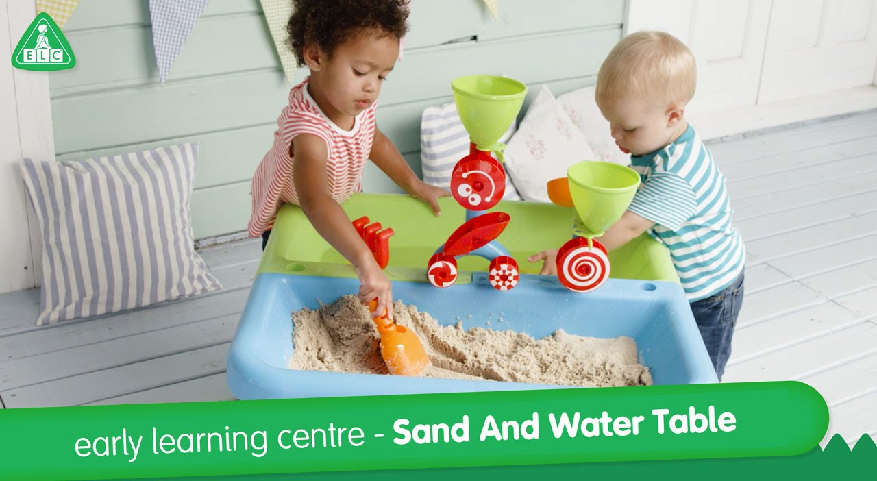 early learning centre - Sand And Water Table - YouTube