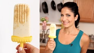 Key Lime Pie Popsicle Recipe - Laura Vitale - Laura in the Kitchen Episode 804