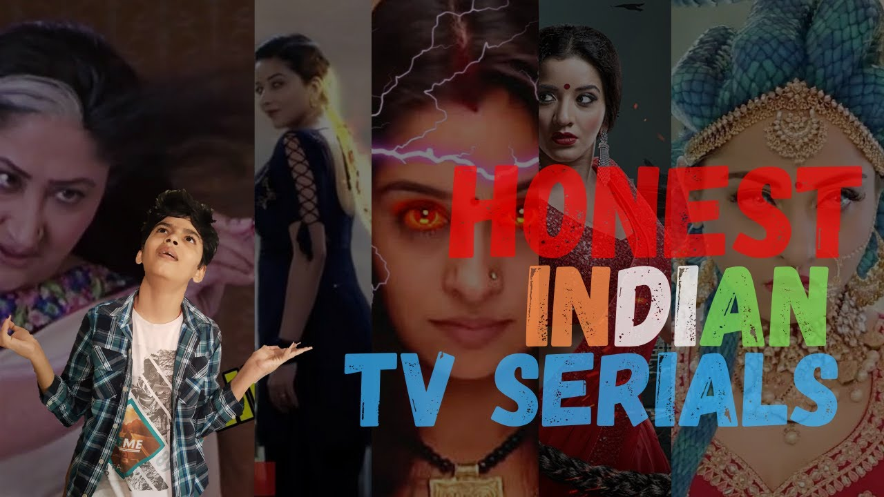 Honest Indian Serials || Comic Chutney || Nazar || Sasural Simar Ka ||