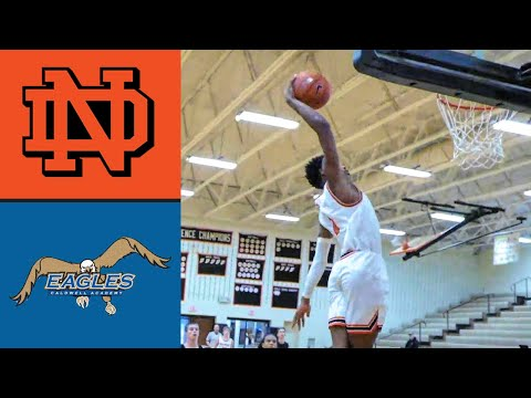 North Davidson vs Caldwell Academy | Triad Basketball 2020