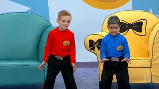 The Wiggles World Record For Dancing