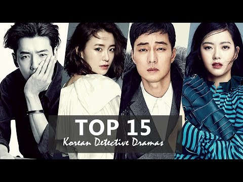 Top 15 Korean Detective Dramas