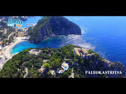 Corfu island Greece 2016 HD